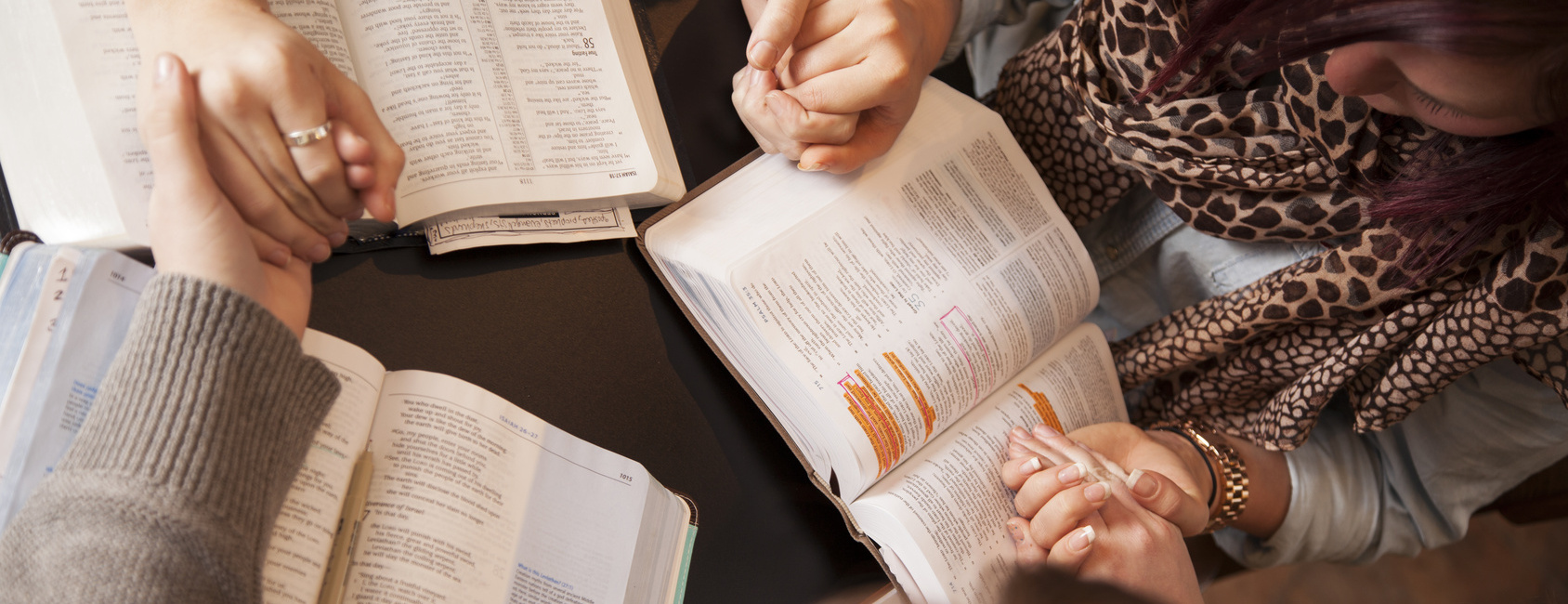Rooted in the Bible and relevant to issues faced by former Muslims